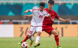FIFA nhắc đến trận đấu giữa U23 Việt Nam và U23 UAE