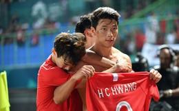 KẾT THÚC U23 Hàn Quốc 0-0 (AET: 2-1) U23 Nhật Bản: Hàn Quốc vỡ òa trong chiến thắng