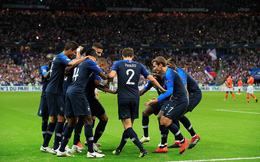 Mbappe rực sáng, nhà ĐKVĐ World Cup có chiến thắng đầu tay