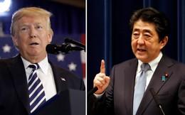 """Ngoại giao """"sân golf"""" - vũ khí của Thủ tướng Nhật trong đàm phán thương mại với ông Trump"""
