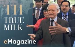 """Khát vọng """"mang Việt Nam ra thế giới"""" của người kiến tạo cách mạng sữa tươi"""