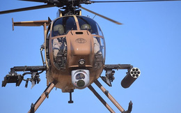 Khám phá trực thăng tấn công AH-6 - vũ khí yêu thích của Lục quân Mỹ