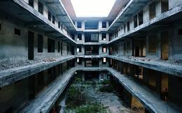 """Công trình kí túc xá 700 tỉ đồng bỏ hoang: Sự lãng phí đang """"gặm nhấm"""" vốn đầu tư công"""