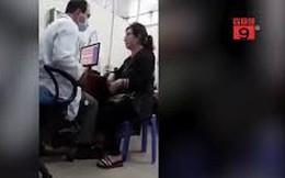 Xôn xao clip bác sỹ BV Chợ Rẫy khám bệnh siêu tốc, 5 bệnh nhân trong 2,5 phút