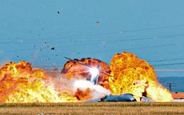Cận cảnh khủng khiếp về vụ tai nạn máy bay A-400M: Ảnh thảm họa chưa từng công bố