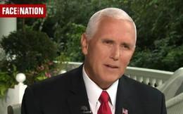 """Phó tổng thống Mike Pence sẵn sàng kiểm tra nói dối để chứng minh không """"phản"""" ông Trump"""
