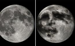 Ảo ảnh 'người trên Mặt trăng' thực chất là gì?