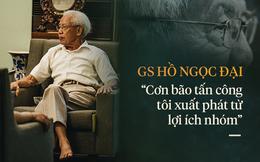 """GS Hồ Ngọc Đại: """"Người học trò tôi tự hào nhất không phải Ngô Bảo Châu, mà là một cậu sửa xe"""""""