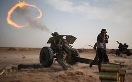 """Video: Quân đội Syria trút """"cơn mưa"""" tên lửa, đạn pháo xuống Idlib - Hama"""