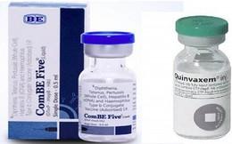 Hết vắc xin Quinvaxem, trẻ có thể tiêm bù vắc xin mới từ cuối tháng 9
