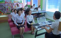 Video: Những hình ảnh hiếm hoi bên trong trường đại học ở Bình Nhưỡng được tiết lộ