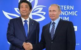"""Thủ tướng Shinzo Abe phật ý vì bị Tổng thống Putin cho """"leo cây""""?"""