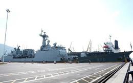 Tàu khu trục Hải quân Hàn Quốc thăm Đà Nẵng