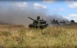 Chùm ảnh: Sức mạnh quân sự Nga trong tập trận Vostok-2018