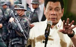 """Tổng thống Duterte công khai """"thách thức"""" quân đội đảo chính, tuyên bố không ngăn cản"""