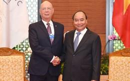 """Chủ tịch WEF ấn tượng với sự phát triển nhanh và thay đổi """"ngoạn mục"""" của Việt Nam"""