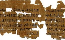 Bất ngờ với phương pháp thử thai của phụ nữ Ai Cập cách đây 3.500 năm