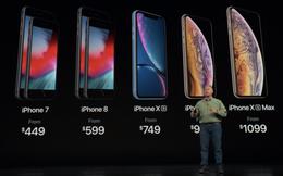 Vừa ra mắt loạt iPhone mới, Apple không che giấu tham vọng kiếm 165 tỷ USD, đủ sức mua cả GE và Tesla
