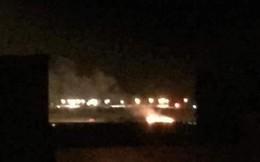 Thủ đô Libya tê liệt đường không sau khi sân bay duy nhất bị tập kích tên lửa
