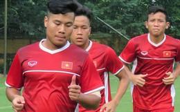 Cầu thủ bị gãy tay của U19 Việt Nam kịp bình phục trước ngày sang Qatar đá giao hữu