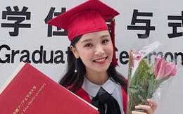 Á khôi Du học sinh Việt toàn thế giới năm 2015 khoe hình tốt nghiệp xinh lung linh tại Nhật