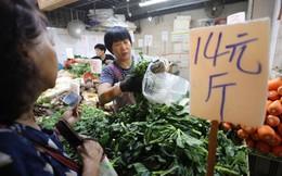 24h qua ảnh: Người dân Hong Kong đổ xô mua lương thực đối phó siêu bão Mangkhut