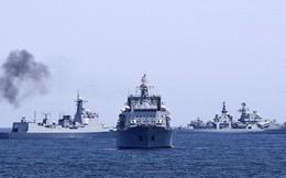 Video: Tàu chiến Nga tập trận quy mô lớn gần lãnh thổ nước Mỹ