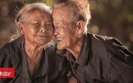 Giữa 'tâm bão' Kiều Minh Tuấn - An Nguy công khai tình cảm, câu chuyện cụ bà 80 tuổi được người yêu cũ thời trẻ đến thăm nom gây sốt