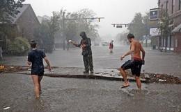Bão Florence di chuyển chậm, gây lụt nghiêm trọng ở Mỹ