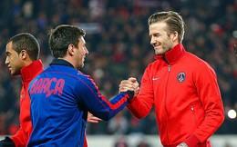 David Beckham lên kế hoạch chiêu mộ Messi đến Mỹ