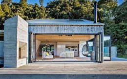 """Gây ngạc nhiên vì bố cục thiết kế quá độc đáo, ngôi nhà này đang làm giới mộ điệu phải """"điên đảo"""""""