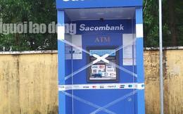 """Bị """"nuốt"""" thẻ, nam thanh niên ở Phú Quốc đập hỏng máy ATM"""