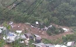 Siêu bão Mangkhut gây lở đất ở Philippines, 30 người chết
