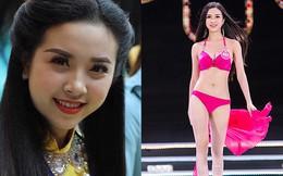 Nhan sắc và thông tin hiếm hoi về á hậu gây tranh cãi nhất đêm chung kết Hoa hậu Việt Nam 2018