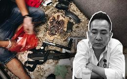 """[PHOTO STORY] Gần 200 viên đạn, súng AK và bí mật của """"ông trùm"""" trong căn biệt thự ở Hà Nội"""