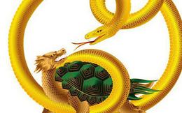 Bộ tứ linh huyền bí trong truyền thuyết của Nhật Bản, ba trên bốn vị linh thú khá giống với Việt Nam