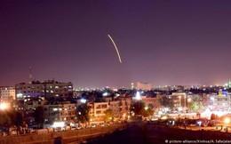 Truyền thông Đức và Pháp đưa tin việc Israel không kích Syria