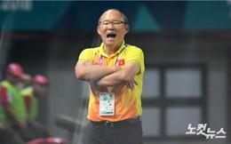 HLV Park Hang-seo tuyên bố quyết tâm đánh bại thầy Hiddink nếu đối đầu Trung Quốc