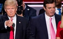 """Chấp nhận """"bỏ danh chạy lấy người"""", Manafort đang đẩy ông Trump vào 4 rủi ro"""