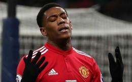 Bị Mourinho 'thất sủng', Martial vẫn trụ lại M.U vì lý do này