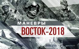 Nga kết thúc tập trận Vostok-2018