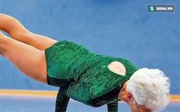 Những ông lão, bà lão khiến bạn kinh ngạc: Cụ bà hơn 80 tuổi vẫn nâng tạ như lực sĩ!