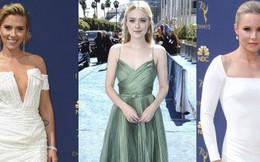 Lễ trao giải Emmy 2018: Lóa mắt trước vẻ đẹp sang trọng và đẳng cấp của các mỹ nhân hàng đầu Hollywood