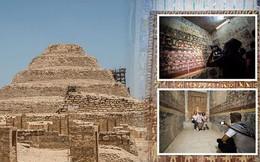 Bí mật bên trong lăng mộ cổ Ai Cập hơn 4.000 năm tuổi