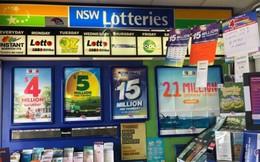 Đánh xổ số theo giấc mơ, người đàn ông trúng hơn 81 tỷ đồng tại Úc