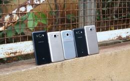 Samsung lên kế hoạch khai tử dòng smartphone Galaxy J