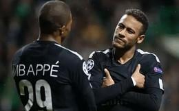 Neymar quá đen, hay Mbappe quá thiên tài?