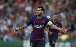 Messi lập siêu phẩm đá phạt, Barcelona giành thắng lợi ngày mở màn Champions League