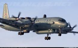 """Vụ máy bay Il-20 Nga bị rơi: Phòng không Syria khai hỏa mà """"không biết bắn vào cái gì""""?"""
