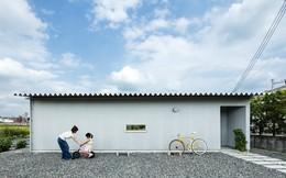Đỉnh như ngôi nhà cấp 4 Nhật Bản: Xây giữa cánh đồng vẫn được khen hết lời